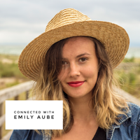 Connected with Emily Beatrix podcast