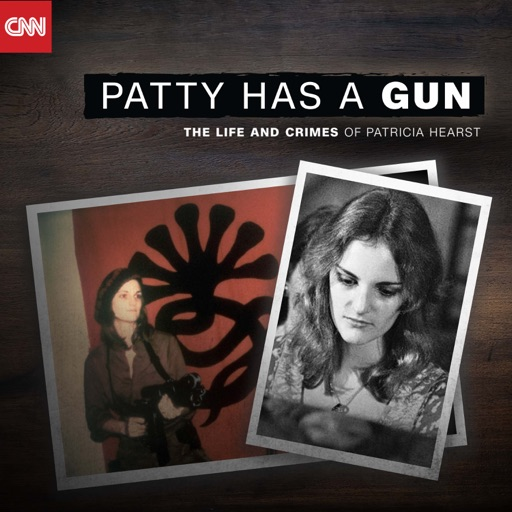 Cover image of Patty Has a Gun: The Life and Crimes of Patricia Hearst