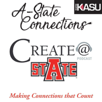 Create @State Podcast:  Making Connections that Count podcast