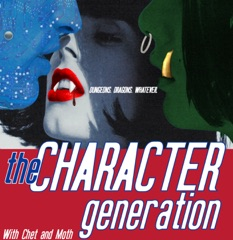 The Character Generation