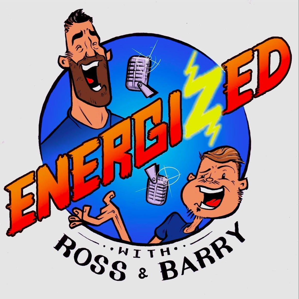 Energized Show Podcast Podtail