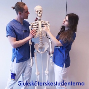 Sjuksköterskestudenterna