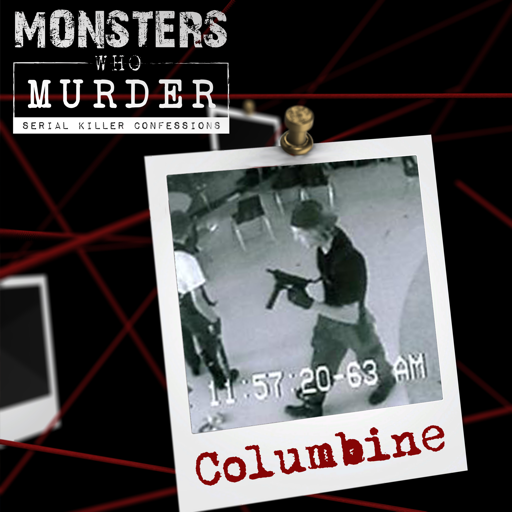 Cover image of Monsters Who Murder: Serial Killer Confessions