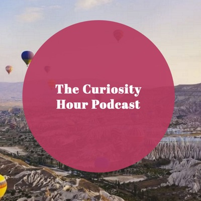 Episode 134 - Erik Davis (The Curiosity Hour Podcast by Dan Sterenchuk and Tommy Estlund)