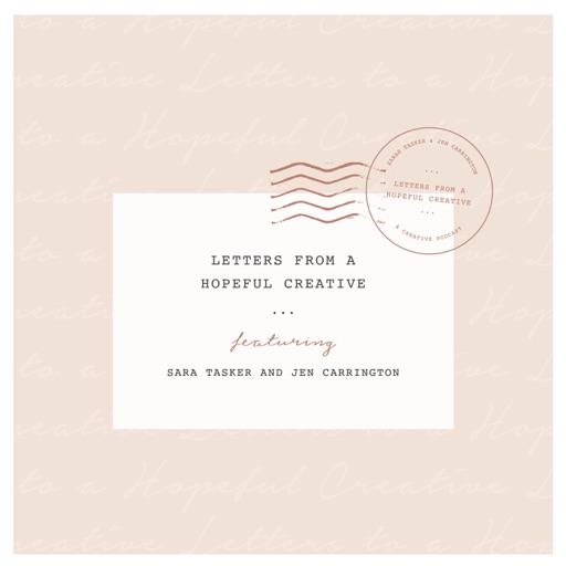 Cover image of Letters From A Hopeful Creative