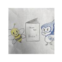 Bruno's Book Buzz podcast