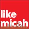 Like Micah artwork