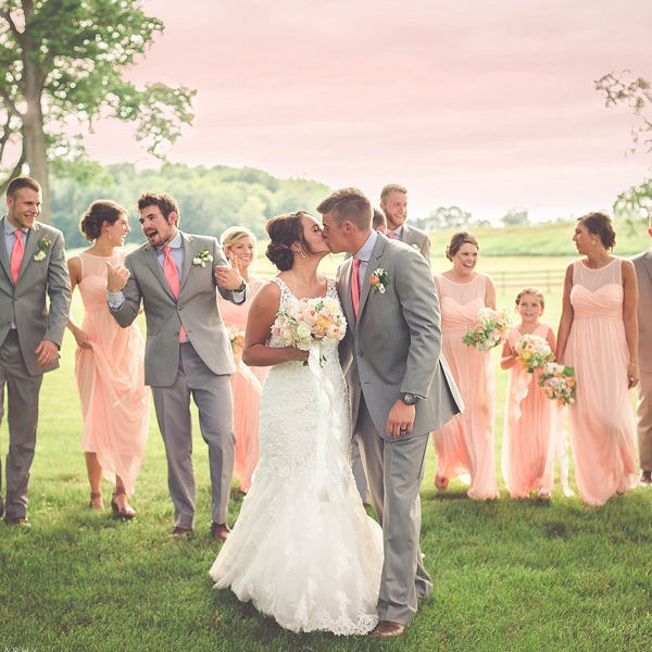 Brides and Bokeh