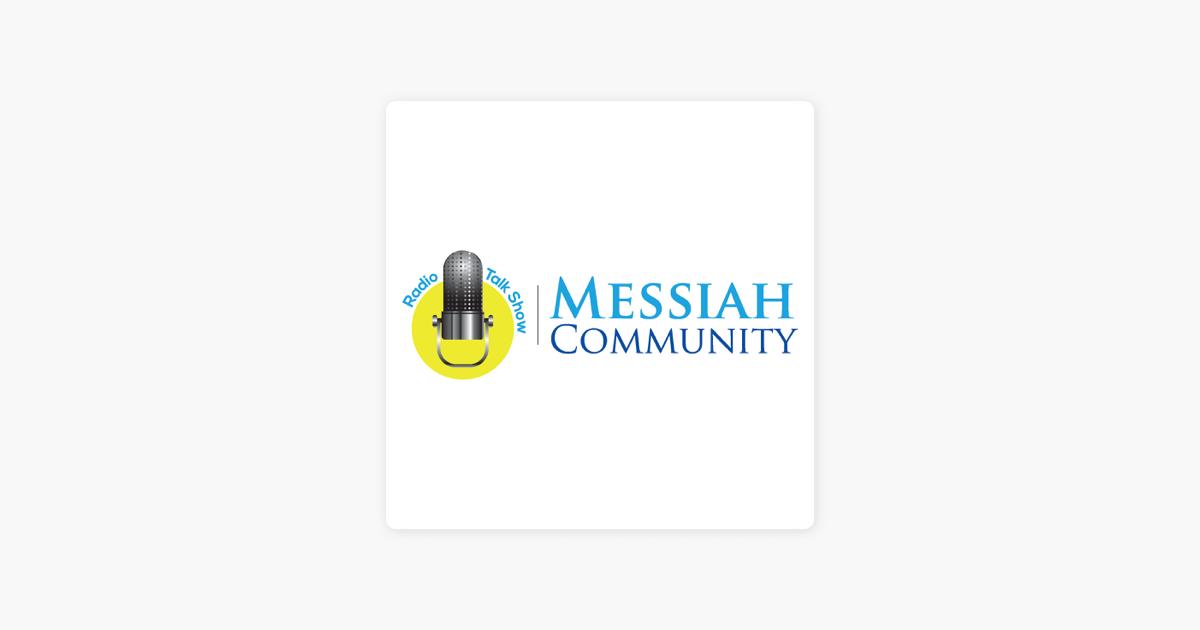 Messiah Community Radio Talk Show on Apple Podcasts