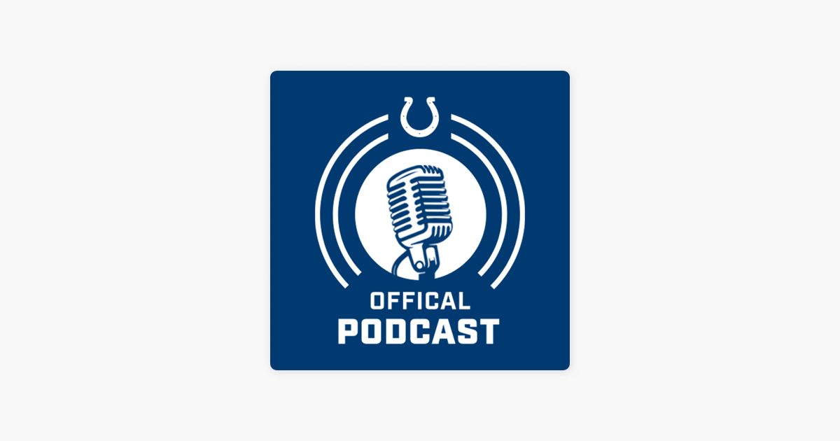 Top Colts Official Podcast on Apple Podcasts  hot sale