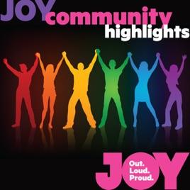 JOY Community Highlights on Apple Podcasts