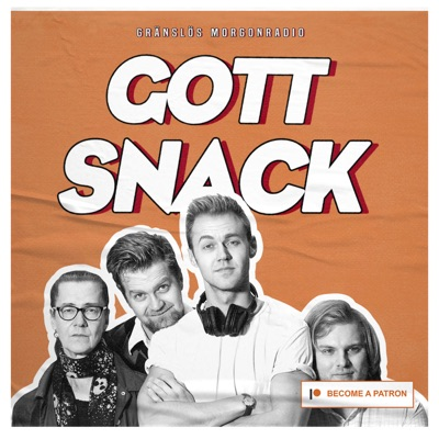 Gott Snack:Fredrik Söderholm