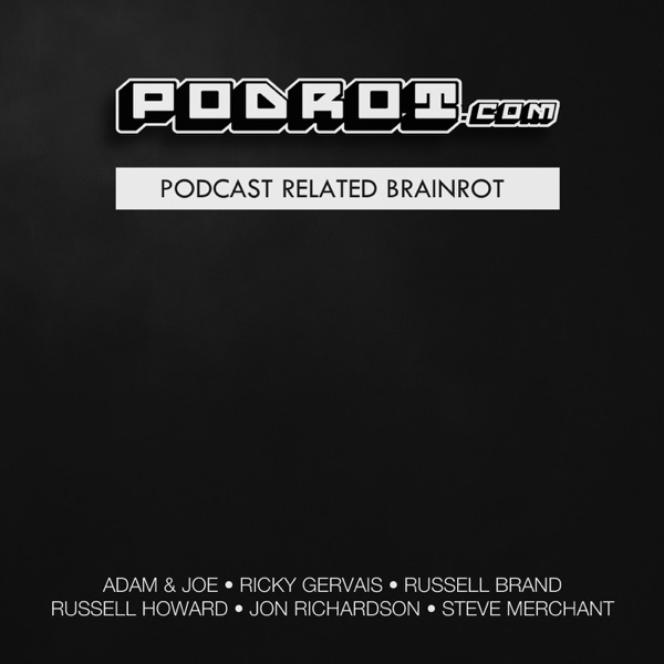 The Ricky Gervais Podcast   Listen Free on Castbox