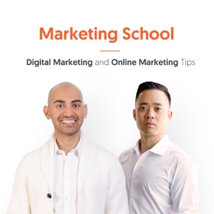 Poscast Title - Marketing School