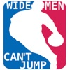 Wide Men Can't Jump artwork