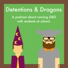 Detentions and Dragons artwork