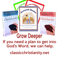 Classic Christianity:A Year of Timeless Devotions - PodcastBlog for RSS Feed Only podcast