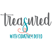 Treasured with Courtney DeFeo podcast