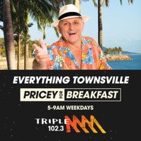 Pricey for Breakfast - Triple M Townsville 102.3 podcast