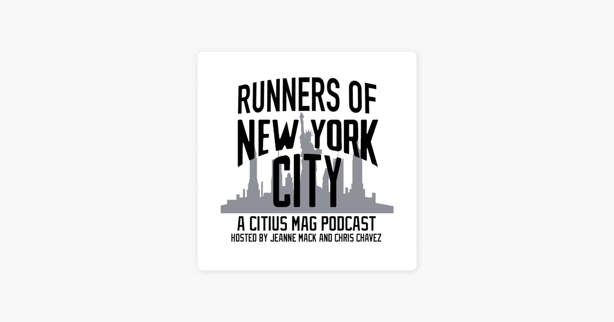 Runners of NYC on Apple Podcasts