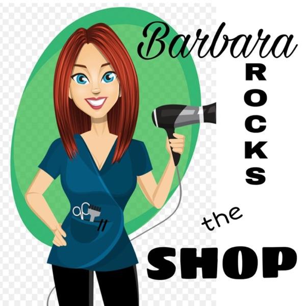 Barbara Rocks The Shop