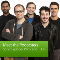 Song Exploder, Pitch, and TLDR: Meet the Podcasters podcast