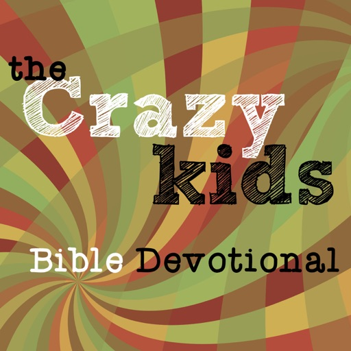 Cover image of The Crazy Kids Bible Devotional