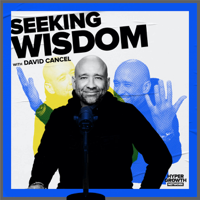 Podcast cover art for Seeking Wisdom