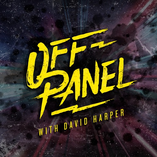 Cover image of Off Panel: A Comics Interview Podcast