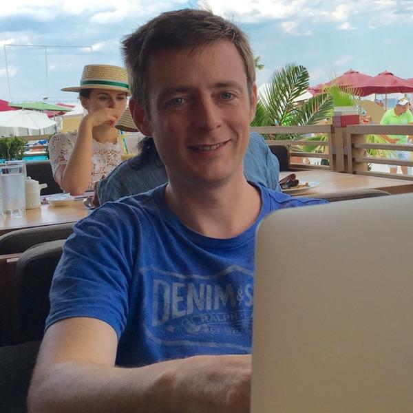 Conor Clyne - Tsar Experience Podcast