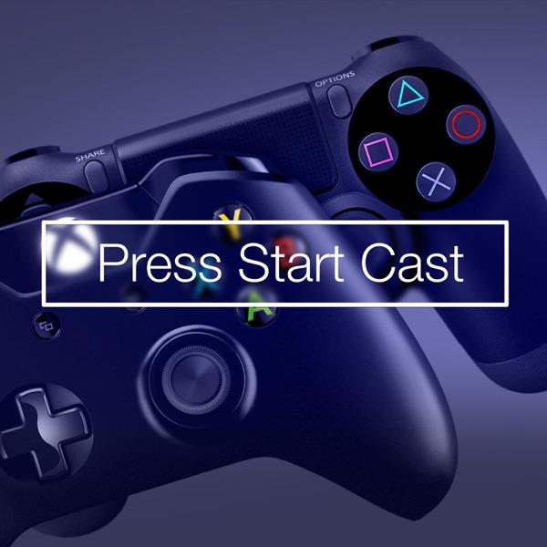 Press start cast