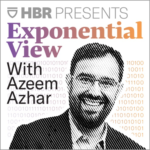 Cover image of Exponential View with Azeem Azhar
