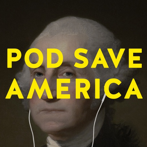 Cover image of Pod Save America