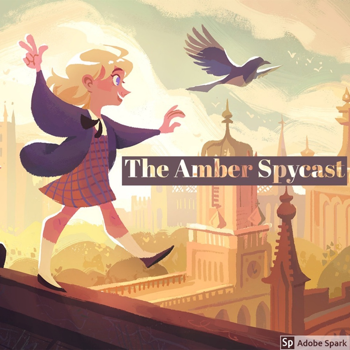 The Amber Spycast: A His Dark Materials Podcast