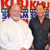 The Jeff Ward and Ed Clements Show   News Radio KLBJ *NEW*