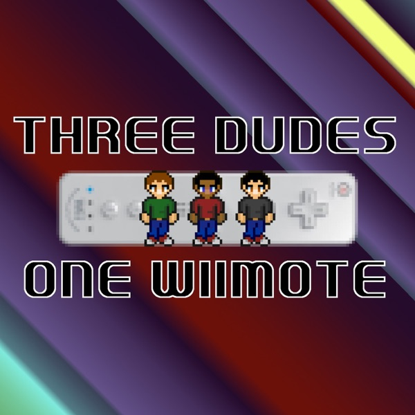 Three Dudes, One Wiimote