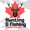 Hunting & Fishing British Columbia artwork