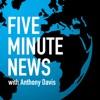 FIVE MINUTE NEWS artwork