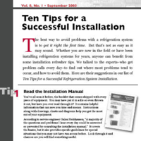 10 Tips for a Successful Installation podcast