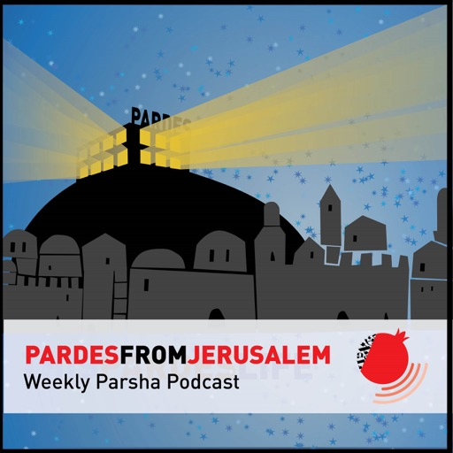 Cover image of Pardes from Jerusalem