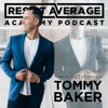 Resist Average Academy | Tommy Baker artwork