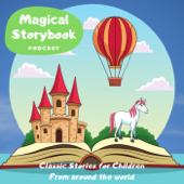 Magical Storybook. English Nanny Bedtime Stories