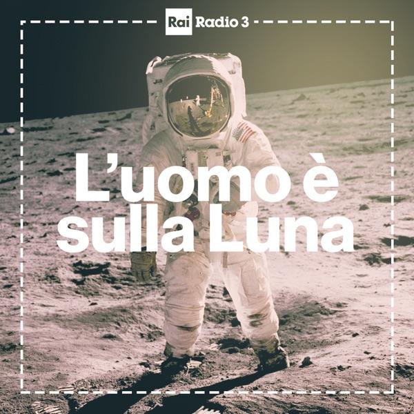 L'uomo è sulla Luna