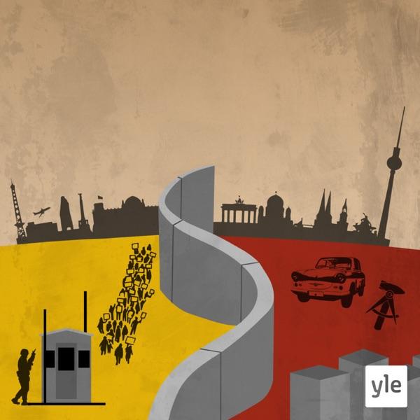 Olen berliiniläinen - tarinoita muurin varjosta