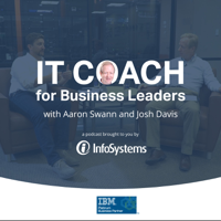 IT Coach for Business Leaders with Aaron Swann podcast