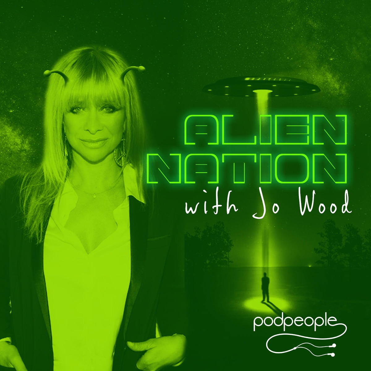 Alien Nation with Jo Wood