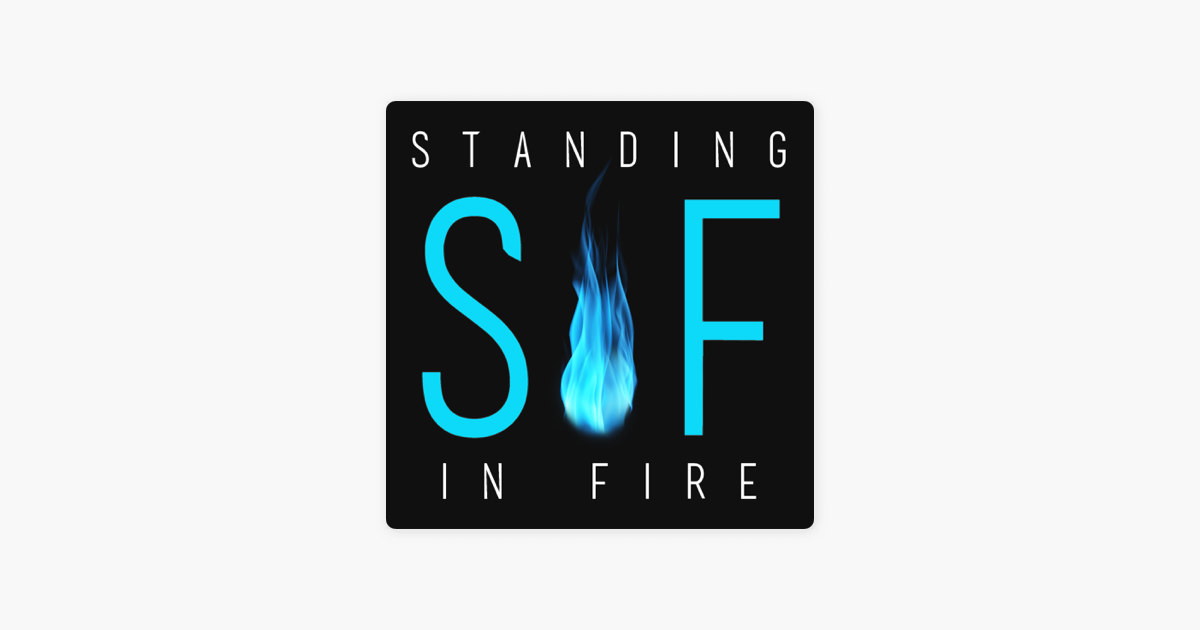 Standing in Fire a Pantheon: Rise of the Fallen Podcast on Apple