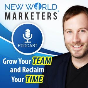 NewWorldMarketers podcast