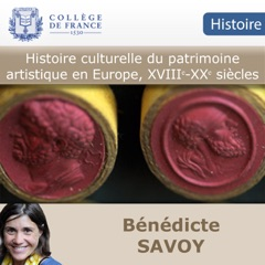 Histoire culturelle du patrimoine artistique en Europe, XVIIIe-XXe siècles