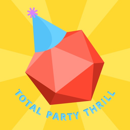 Cover image of Total Party Thrill: RPG Advice From Our Table to Yours